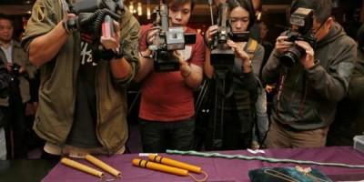 Костюм Брюса Ли из «Игры смерти» выставят на аукцион в Гонконге
