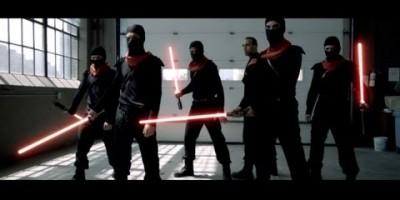 Ниндзя-джедаи (Jedi Ninjas) от команды Team2X