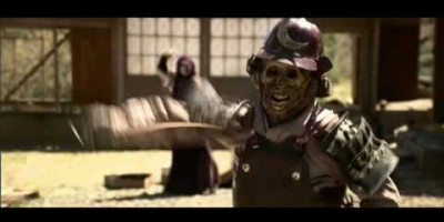Мини-новости: новый постер The Kick, Samurai Avenger: The Blind Wolf