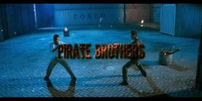 Официальный трейлер боевика Pirate Brothers