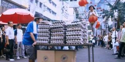 Трейлер малазийского комедийного боевика Kongsi