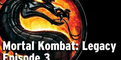 Третий эпизод веб-сериала Mortal Kombat: Legacy