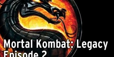 Второй эпизод веб-сериала Mortal Kombat: Legacy