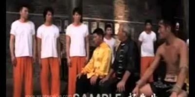 Воркпринты из фильма Choy Li Fut
