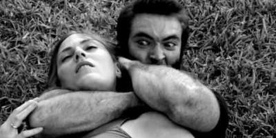 Сэм Харгрейв и Моника Гандертон в короткометражке Seven Layer Dip
