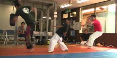 Рабочие материалы к фильму Karate Girl