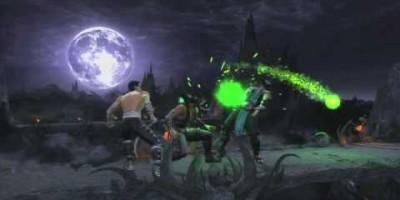 Новый Mortal Kombat. Трейлер и демо-ролик с E3 2010