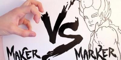 Короткометражный анимационный фильм Maker vs Marker