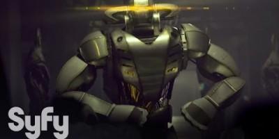 Состоялась премьера нового шоу «Бойцовская лига роботов»