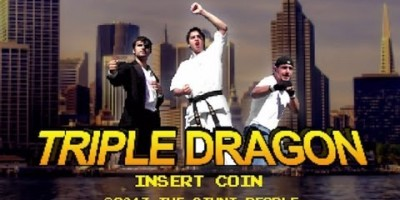 Triple Dragon: дань уважения игре Double Dragon
