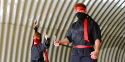 Короткометражный фильм Day of the Ninja