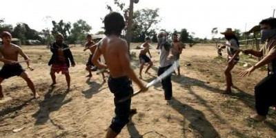 Промо-ролик нового тайского боевика Final Fight