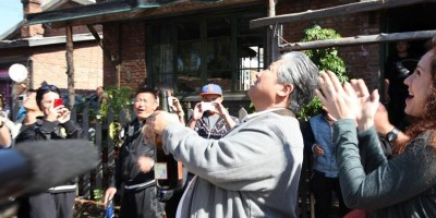 Краткие сведения о съёмках фильма Саммо Хунга «Старый Солдат»