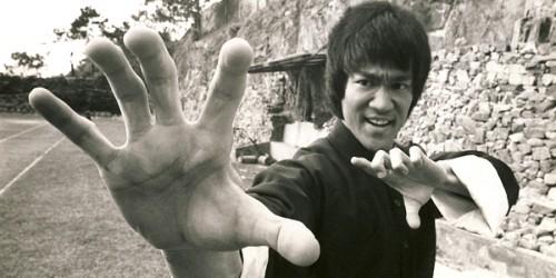 Редкое видео со съёмок фильма Enter the Dragon с Брюсом Ли