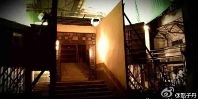 Первое фото со съёмок «Ип Мана 3» от Донни Йена