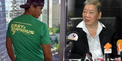 Тони Джаа против Sahamongkol Film
