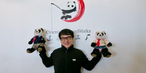 "Джеки Чан начинает работу над ""Кунг-Фу Панда 3"" (Kung Fu Panda 3) 1"