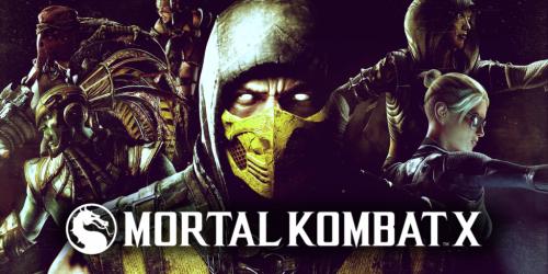Обзор игры Mortal Kombat X (Глеб Мещеряков)