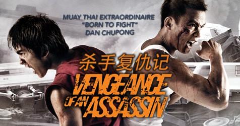 """Рецензия на """"Месть Убийцы"""" (Vengeance Of An Assassin) от Эоина Фрила"""