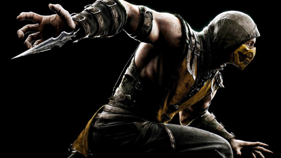 Scorpion Mortal Kombat X