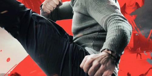 """Новый трейлер и официальный постер боевика """"Спаситель"""" (Redeemer) с Марко Сарором"""