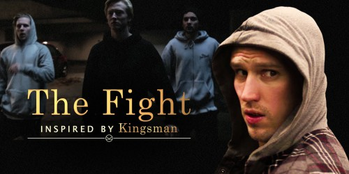 "Короткометражка ""The Fight 