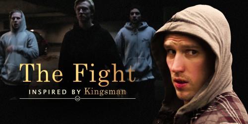 "Короткометражка ""The Fight | Inspired by Kingsman"" с Дэмиеном Уолтерсом"