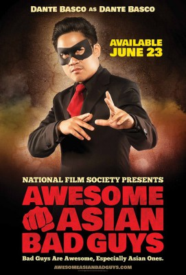 Awesome Asian Bad Guys poster 1