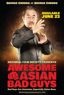 Awesome Asian Bad Guys poster 2