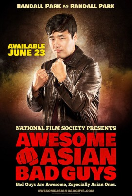 Awesome Asian Bad Guys poster 3