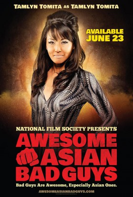 Awesome Asian Bad Guys poster 4