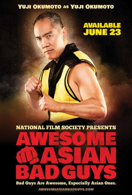Awesome Asian Bad Guys poster 5