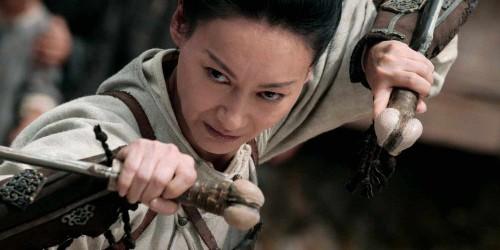 Кара Хуэй снимется в своем последнем боевике 2