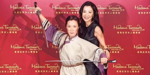 Мишель Йео хочет вернуться к фильмам Гонконга