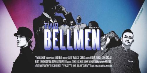 "Короткометражка ""Two Bellmen"" (""Два коридорных"") на русском языке."