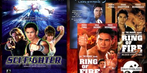 """Обзор серии фильмов """"Огненное кольцо 123"""" и """"Sci-Fighter""""  от Uran 1"""