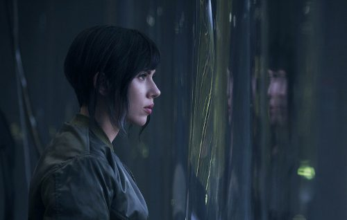 Ghost in the shell movie first look