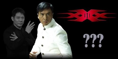 xXx3: Джета Ли не будет? + сюжет + первые видео съемок 2