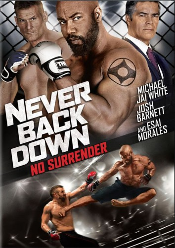 never back down 3 poster