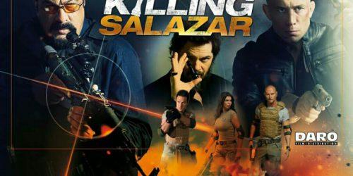 Стивен Сигал в фильмах «Стрелок» и «Убийство Салазара» 2