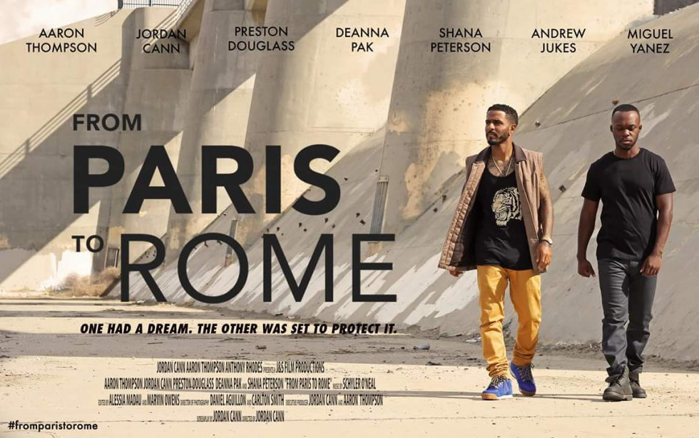 From Paris To Rome