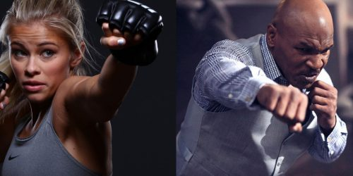 Майк Тайсон и Пейдж Ванзант: новые звезды в Kickboxer: Retaliation 1