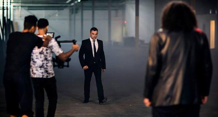 "Промо-видео и фото со съемочной площадки боевика ""Французский Дракон"" 2"