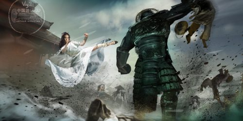 """Джеки Чан в фильмах """"Путешествие в Китай: Тайна железной маски"""" и """"Кровоточащая сталь"""" 7"""