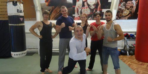Научиться драться как в кино! Тренировка каскадёров и кинобойцов