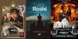 Трейлеры независимых фильмов: The Danger Element, Eyas of the Roshi и Beast: The Chronicles Of Parker