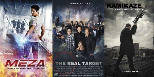 Независимые боевики: Meza, The Real Target и Kamikaze 5