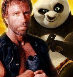 Kung Fu Panda 3: сценаристам нужен Чак Норрис! 2