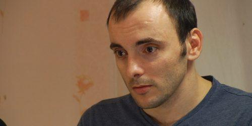 """Сергей """"Дракон"""" Морин нуждается в помощи 1"""