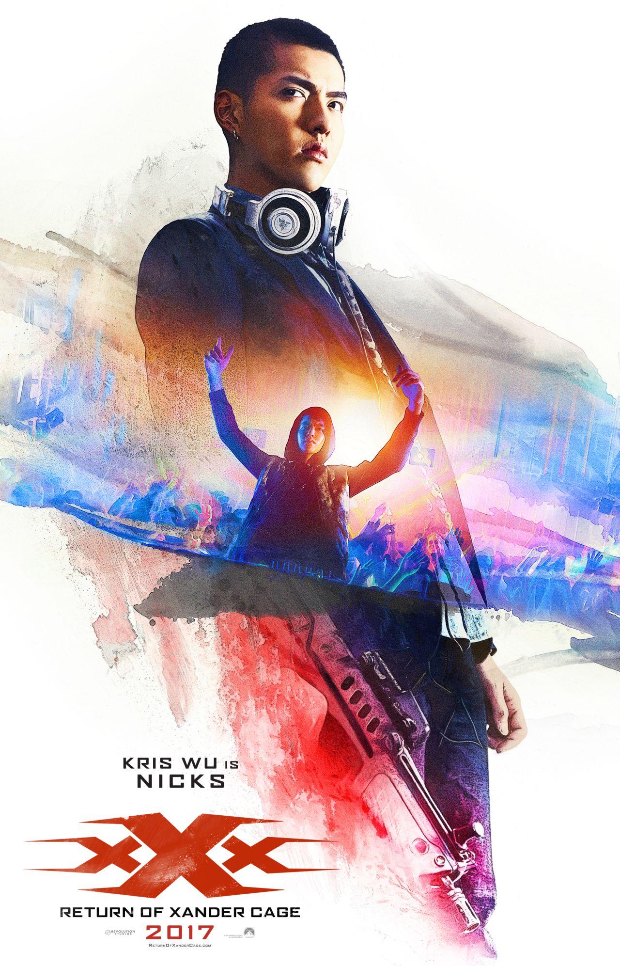 """Свежий трейлер и постеры боевика """"Три икса: Мировое господство"""" 5"""